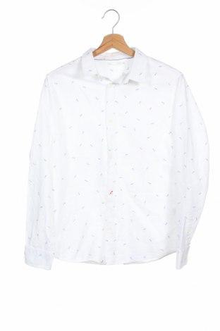 Παιδικό πουκάμισο Zara, Μέγεθος 13-14y/ 164-168 εκ., Χρώμα Λευκό, Βαμβάκι, Τιμή 11,95€