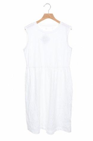 Детска рокля, Размер 10-11y/ 146-152 см, Цвят Бял, Цена 13,02лв.