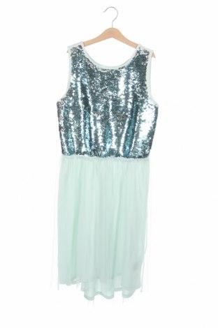 Παιδικό φόρεμα H&M, Μέγεθος 14-15y/ 168-170 εκ., Χρώμα Μπλέ, Τιμή 7,29€