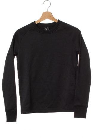 Dziecięca sportowa bluzka Nike, Rozmiar 14-15y/ 168-170 cm, Kolor Czarny, Poliester, Cena 49,50zł