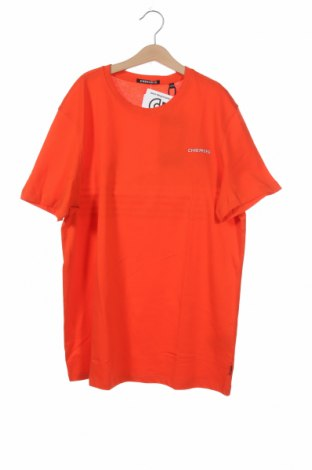 Детска тениска Chiemsee, Размер 15-18y/ 170-176 см, Цвят Оранжев, Памук, Цена 14,04лв.