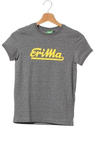 Παιδικό μπλουζάκι Erima, Μέγεθος 8-9y/ 134-140 εκ., Χρώμα Γκρί, 55% βαμβάκι, 45% πολυεστέρας, Τιμή 6,20€