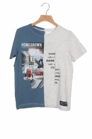 Детска тениска Name It, Размер 6-7y/ 122-128 см, Цвят Многоцветен, 95% памук, 5% еластан, Цена 15,08лв.