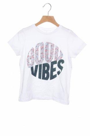 Dětské tričko  Name It, Velikost 6-7y/ 122-128 cm, Barva Bílá, 95% bavlna, 5% elastan, Cena  162,00Kč