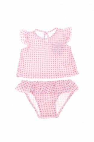 Costum de baie pentru copii Lola Palacios, Mărime 9-12m/ 74-80 cm, Culoare Roz, 92% poliamidă, 8% elastan, Preț 22,57 Lei