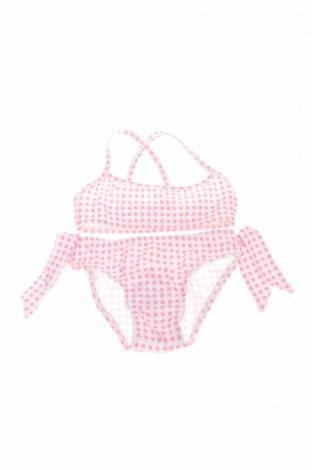 Dětské plavky  Lola Palacios, Velikost 3-4y/ 104-110 cm, Barva Růžová, 92% polyamide, 8% elastan, Cena  355,00Kč
