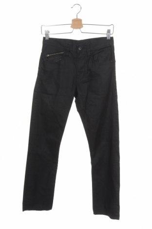 Dětské džíny  H&M, Velikost 12-13y/ 158-164 cm, Barva Černá, Bavlna, Cena  140,00Kč