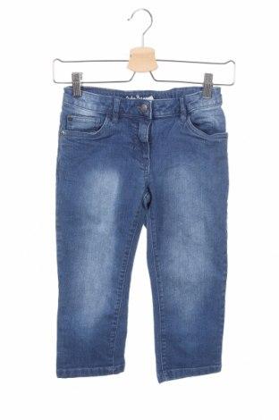 Dziecięce jeansy John Baner, Rozmiar 10-11y/ 146-152 cm, Kolor Niebieski, 82% bawełna, 17% poliester, 1% elastyna, Cena 28,80zł