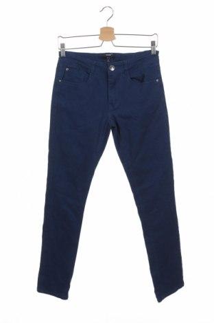 Dziecięce jeansy Kiabi, Rozmiar 12-13y/ 158-164 cm, Kolor Niebieski, 99% bawełna, 1% elastyna, Cena 42,90zł