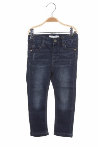 Dětské džíny  Name It, Velikost 18-24m/ 86-98 cm, Barva Modrá, Cena  362,00Kč