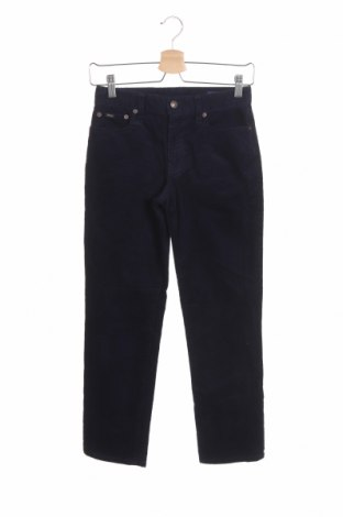 Παιδικό κοτλέ παντελόνι Polo By Ralph Lauren, Μέγεθος 12-13y/ 158-164 εκ., Χρώμα Μπλέ, 98% βαμβάκι, 2% ελαστάνη, Τιμή 20,26€