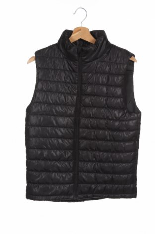 Детски елек H&M Sport, Размер 12-13y/ 158-164 см, Цвят Черен, Полиестер, Цена 16,38лв.