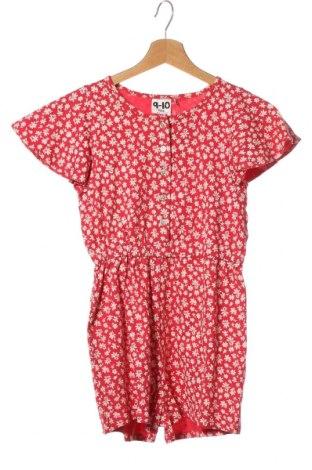 Salopetă pentru copii. Cotton On, Mărime 9-10y/ 140-146 cm, Culoare Roșu, Bumbac, Preț 69,48 Lei