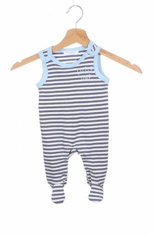 Salopetă pentru copii. Klitzeklein, Mărime 1-2m/ 50-56 cm, Culoare Albastru, Bumbac, Preț 59,21 Lei