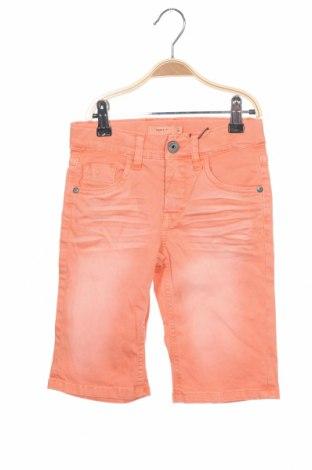 Детски къс панталон Name It, Размер 7-8y/ 128-134 см, Цвят Розов, Цена 22,62лв.