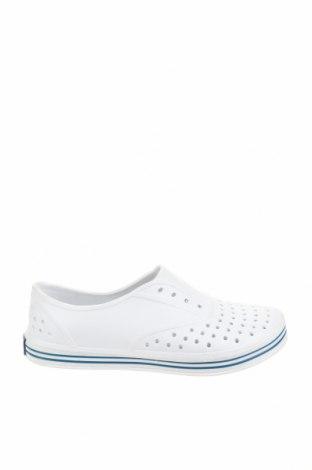 Детски обувки, Размер 34, Цвят Бял, Полиуретан, Цена 9,45лв.