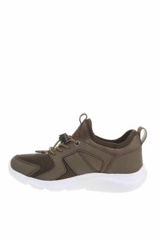 Детски обувки Dockers by Gerli, Размер 31, Цвят Зелен, Текстил, еко кожа, Цена 28,42лв.