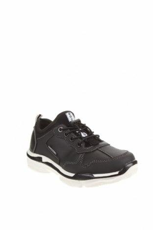 Детски обувки Dockers by Gerli, Размер 31, Цвят Черен, Еко кожа, текстил, Цена 17,70лв.
