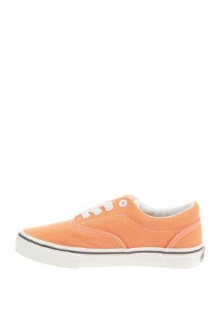 Детски обувки Dockers by Gerli, Размер 31, Цвят Оранжев, Текстил, Цена 21,07лв.