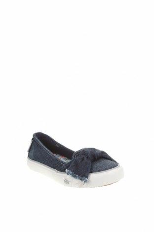 Детски обувки Dockers by Gerli, Размер 31, Цвят Син, Текстил, Цена 18,62лв.