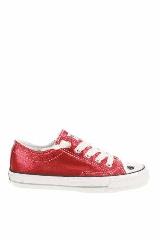 Детски обувки Dockers by Gerli, Размер 31, Цвят Червен, Текстил, Цена 24,78лв.