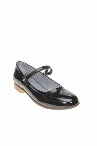 Детски обувки Friboo, Размер 36, Цвят Черен, Еко кожа, Цена 22,42лв.