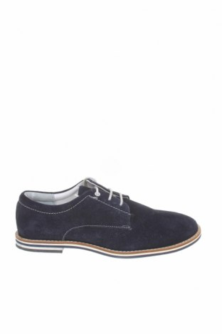 Детски обувки Friboo, Размер 36, Цвят Син, Естествен велур, Цена 66,75лв.