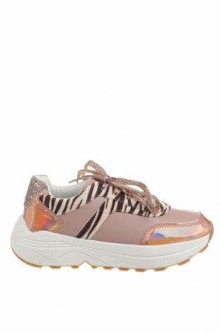 Детски обувки Friboo, Размер 38, Цвят Розов, Еко кожа, текстил, Цена 36,75лв.