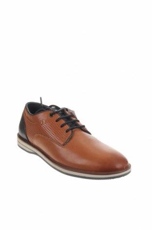 Детски обувки Friboo, Размер 35, Цвят Кафяв, Естествена кожа, Цена 35,97лв.