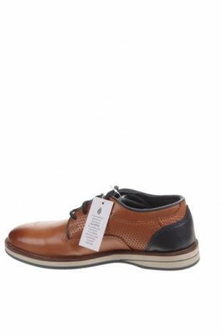 Детски обувки Friboo, Размер 31, Цвят Кафяв, Естествена кожа, Цена 35,97лв.