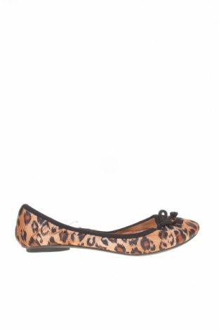 Детски обувки Girl Xpress, Размер 36, Цвят Кафяв, Текстил, Цена 8,66лв.