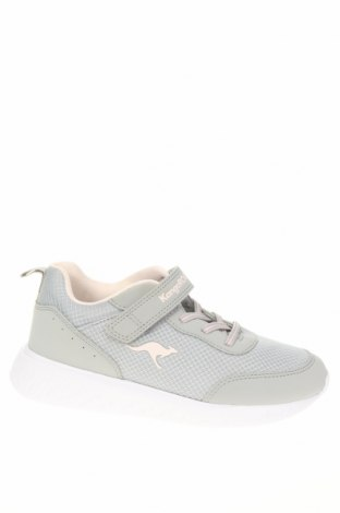 Детски обувки Kangaroos, Размер 33, Цвят Сив, Текстил, Цена 29,37лв.