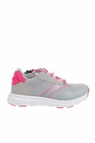 Детски обувки Lamino, Размер 31, Цвят Сив, Текстил, полиуретан, еко кожа, Цена 26,07лв.