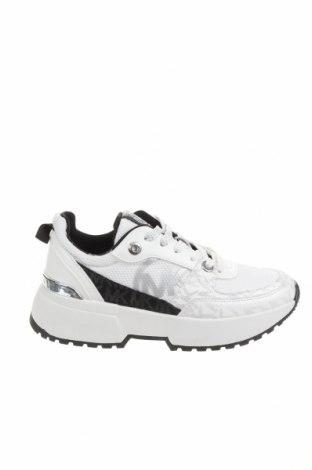 Детски обувки Michael Kors, Размер 34, Цвят Бял, Текстил, еко кожа, Цена 150,07лв.