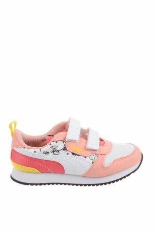 Детски обувки PUMA, Размер 34, Цвят Многоцветен, Текстил, Цена 40,05лв.