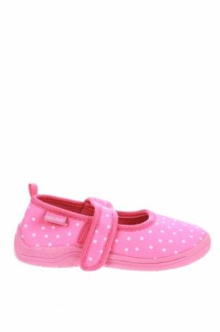 Детски обувки Playshoes, Размер 28, Цвят Розов, Текстил, Цена 24,36лв.