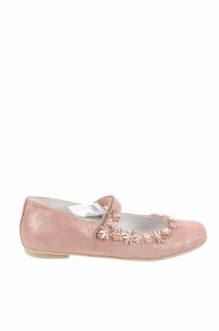 Детски обувки Primigi, Размер 38, Цвят Розов, Естествена кожа, Цена 57,42лв.
