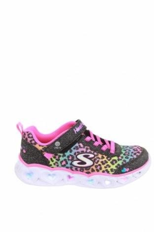 Παιδικά παπούτσια Skechers, Μέγεθος 36, Χρώμα Πολύχρωμο, Κλωστοϋφαντουργικά προϊόντα, Τιμή 20,27€