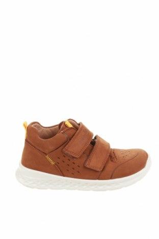 Детски обувки Super Fit, Размер 26, Цвят Кафяв, Естествена кожа, Цена 48,95лв.