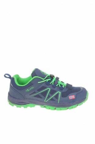 Παιδικά παπούτσια Trollkids, Μέγεθος 37, Χρώμα Μπλέ, Κλωστοϋφαντουργικά προϊόντα, Τιμή 25,98€