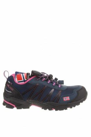 Детски обувки Trollkids, Размер 39, Цвят Син, Текстил, еко кожа, Цена 40,02лв.