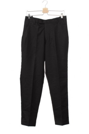 Dětské kalhoty , Velikost 15-18y/ 170-176 cm, Barva Černá, 65% polyester, 35% viskóza, Cena  112,00Kč