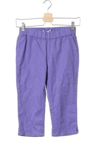 Dětské kalhoty , Velikost 13-14y/ 164-168 cm, Barva Fialová, 98% bavlna, 2% elastan, Cena  178,00Kč