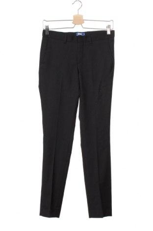 Pantaloni pentru copii Jack & Jones, Mărime 12-13y/ 158-164 cm, Culoare Negru, 77% poliester, 22% lână, 1% elastan, Preț 124,74 Lei