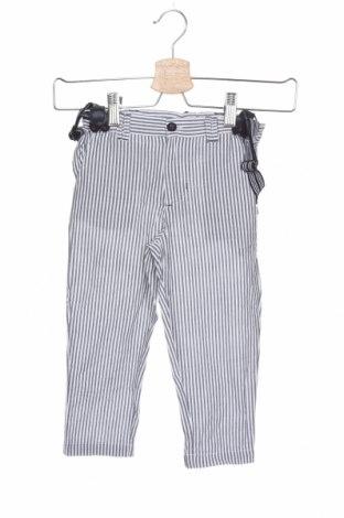 Pantaloni pentru copii Jacky, Mărime 18-24m/ 86-98 cm, Culoare Gri, 100% bumbac, Preț 106,84 Lei