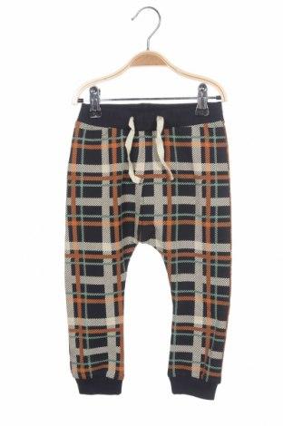 Pantaloni pentru copii Name It, Mărime 18-24m/ 86-98 cm, Culoare Multicolor, 95% bumbac, 5% elastan, Preț 80,13 Lei