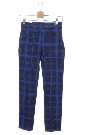 Детски панталон Tommy Hilfiger, Размер 13-14y/ 164-168 см, Цвят Син, 95% полиестер, 5% еластан, Цена 23,36лв.
