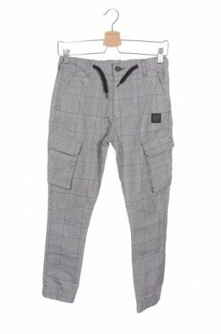 Pantaloni pentru copii Vingino, Mărime 11-12y/ 152-158 cm, Culoare Gri, 98% bumbac, 2% elastan, Preț 122,11 Lei