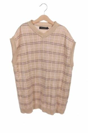 Dětský svetr , Velikost 15-18y/ 170-176 cm, Barva Béžová, 50% bavlna, 50%acryl, Cena  335,00Kč