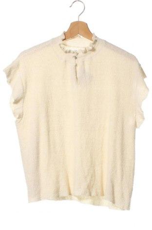 Dětský svetr  Zara, Velikost 10-11y/ 146-152 cm, Barva Krémová, Cena  306,00Kč